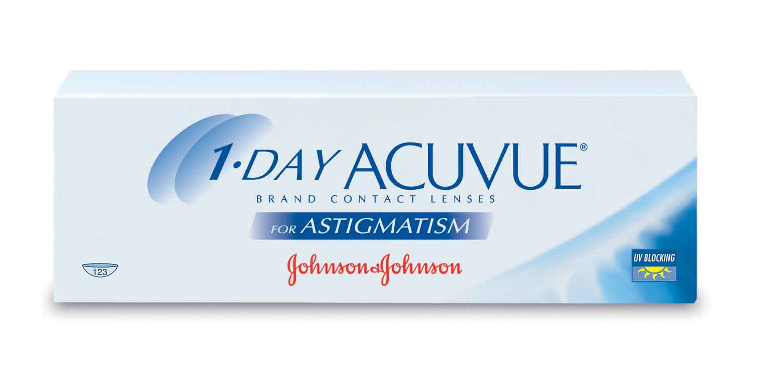 Johnson & Johnson 1-DAY ACUVUE Contact lenses @ Rs999/-