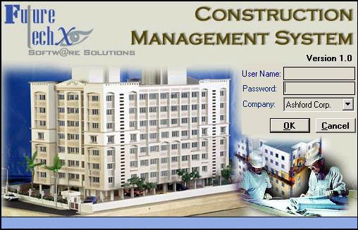 Construction Management System : Ace business accounting software with service tax and