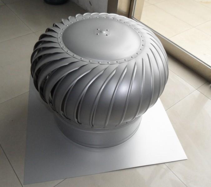600mm Aluminium Natural Power Roof Turbine Ventilator