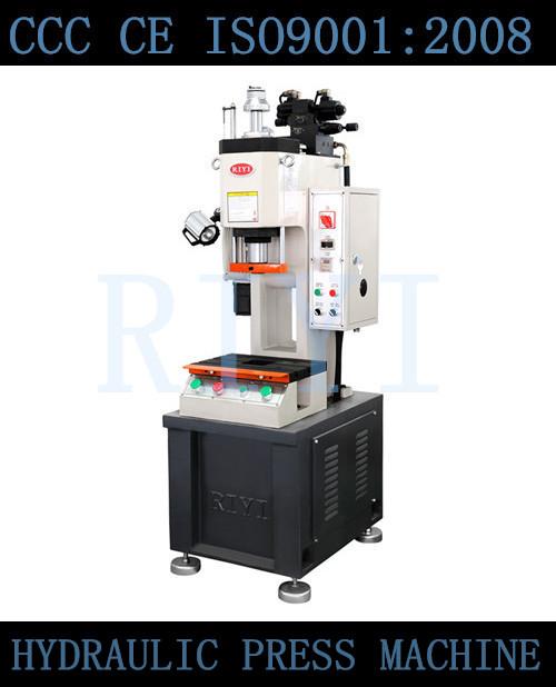FBY-C series of desktop single-column hydraulic press,