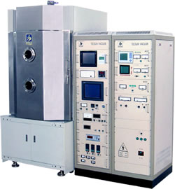 E-beam optical coater
