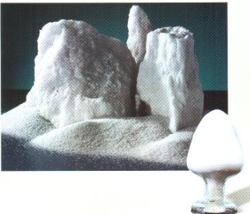 White alumina oxide