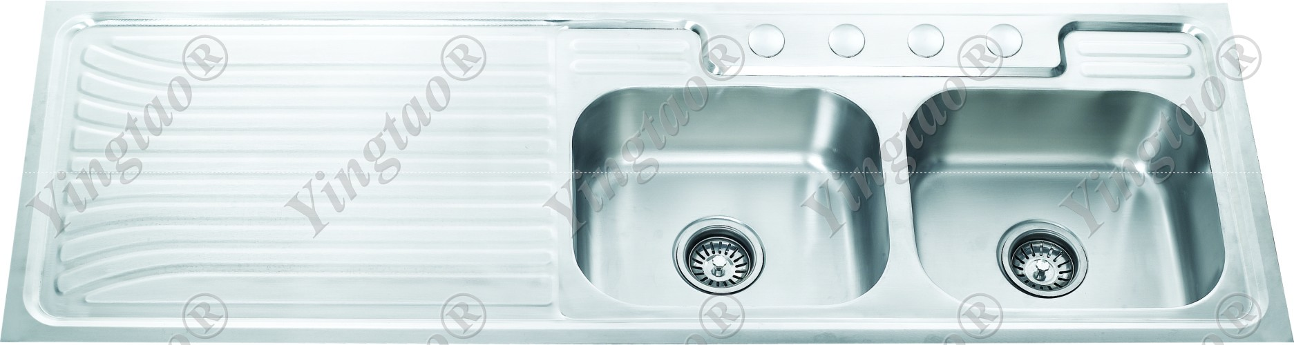 Stainless steel sink DS1500C