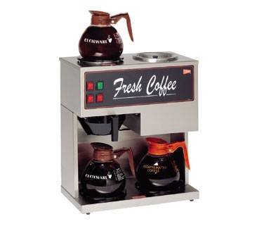 Cecilware BT3 Stainless Steel Single Pour-Over Coffee Brewer