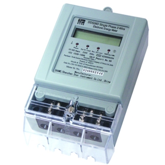 DDS26D(III)Electronic Single Phase Watt-hour Meter