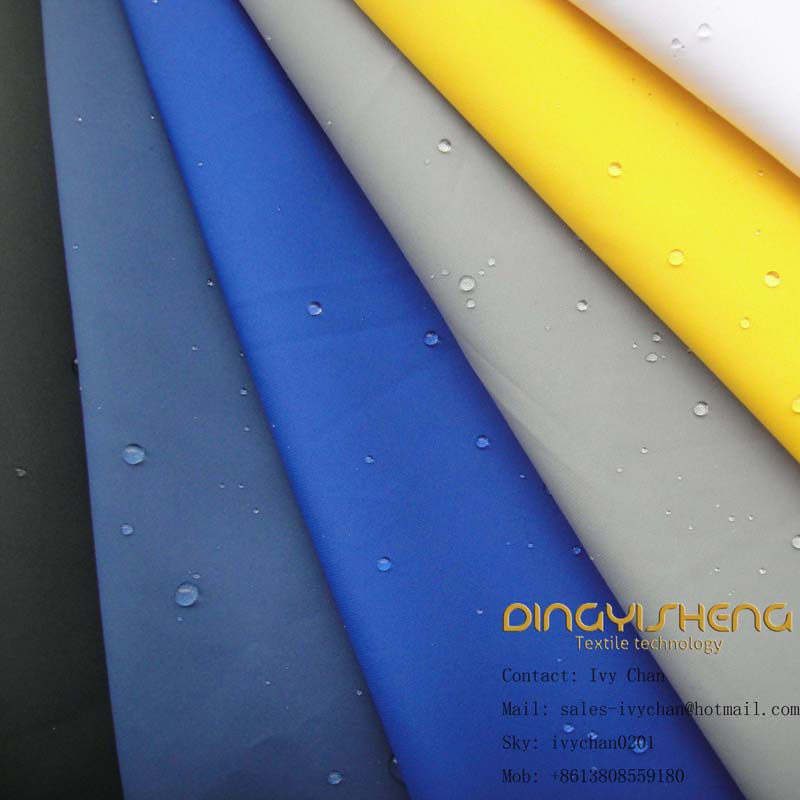Mans Ware Waterproof Fabric