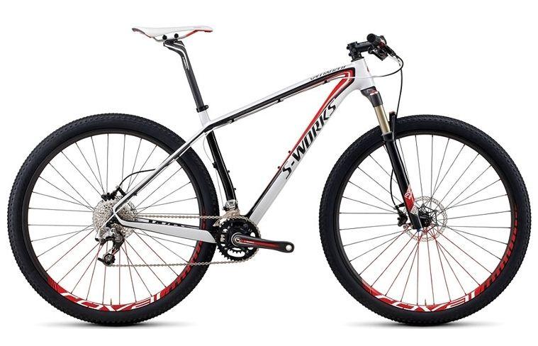 Specialized S-Works Stumpjumper 29er 2011 Bike