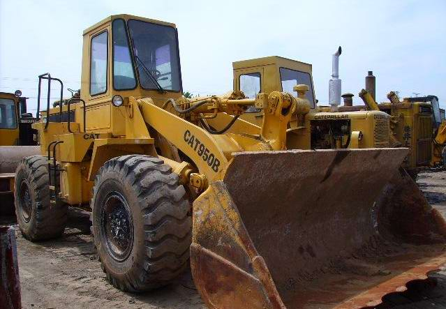 Used CAT Loader of 950