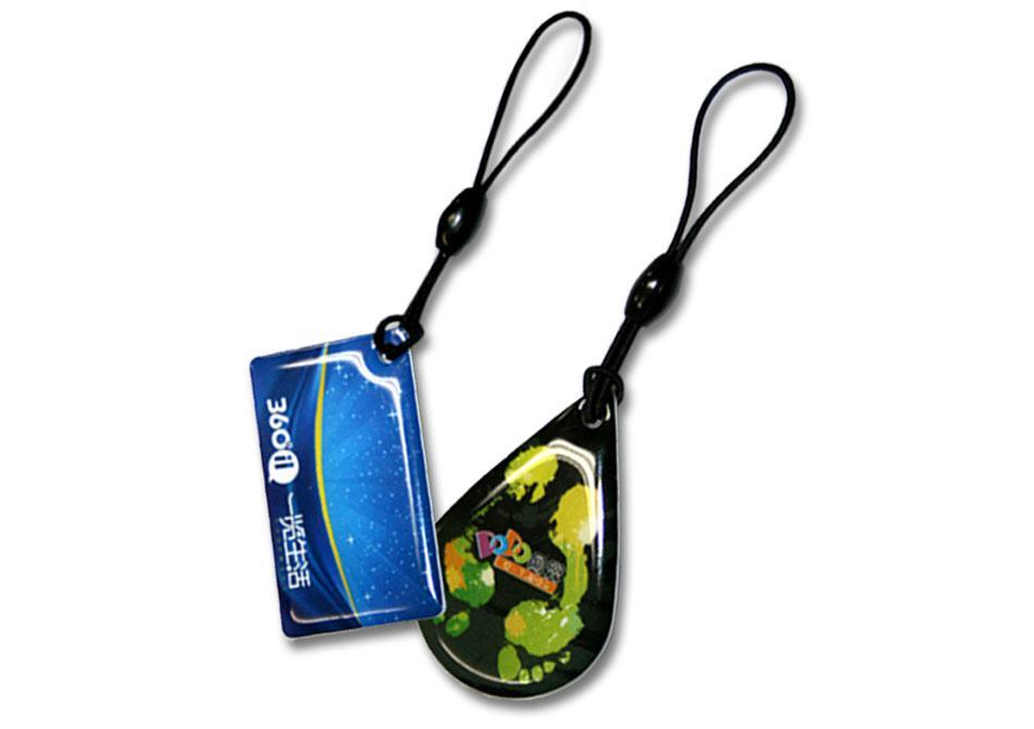 RFID Jelly card