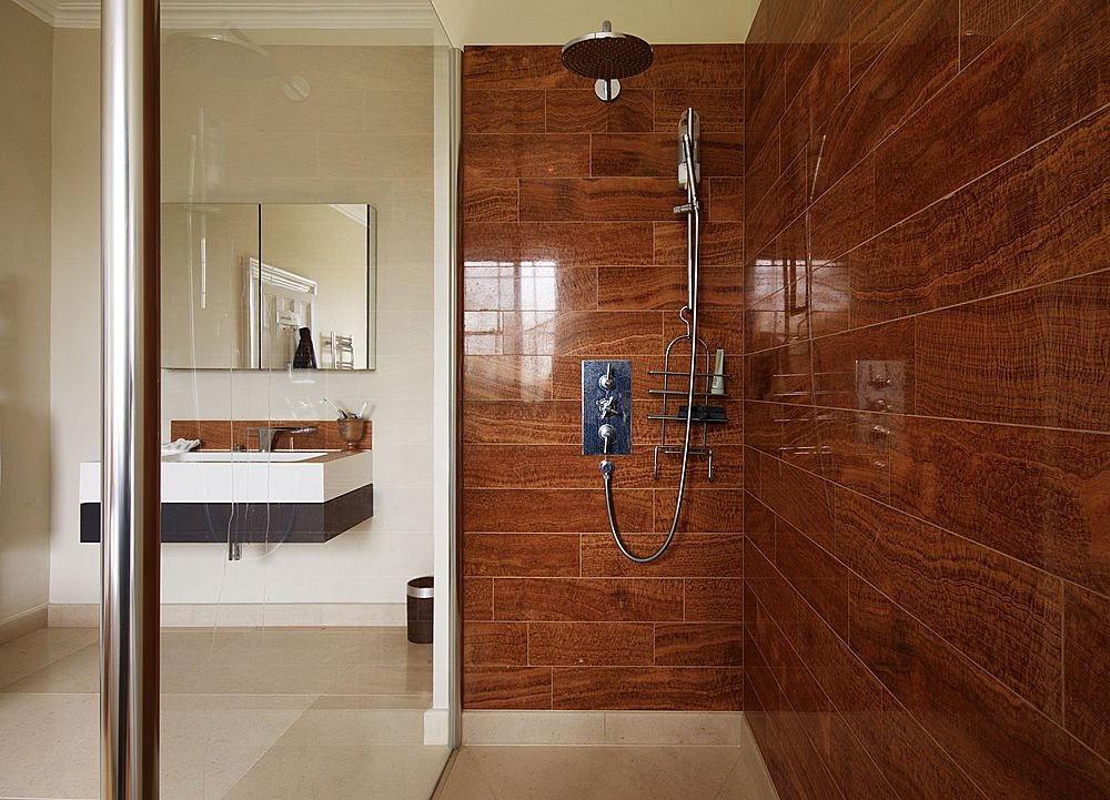 Wooden Grain Marble Tiles Wood Vein Stone Marble Tiles