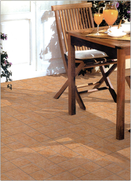 Rustic Ceramic Floor Tiles
