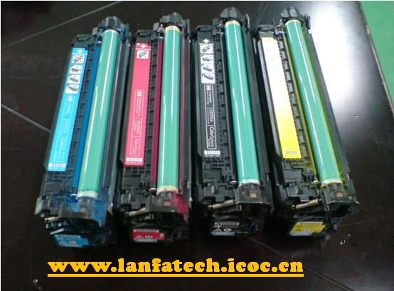 HP Q6000A-Q6003A Toner cartridge