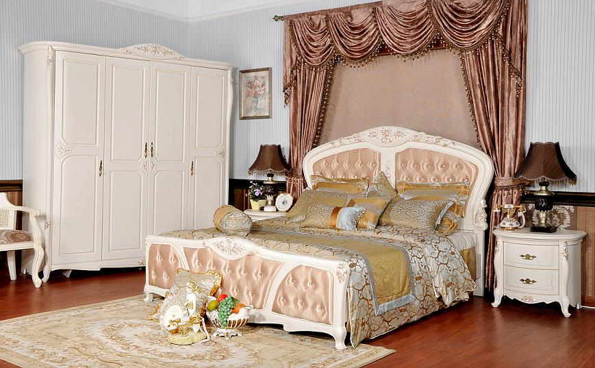 wtj 205 elegant bedroom furniture bed wardrobe bed 4