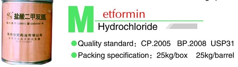 Metformin Hydrochloride