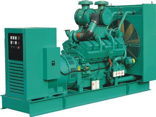50 kV A diesel generator