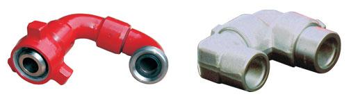 Swivel joints steel hose assemblies