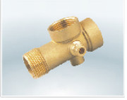 Female or male copper fitting or brass fittings-5 way