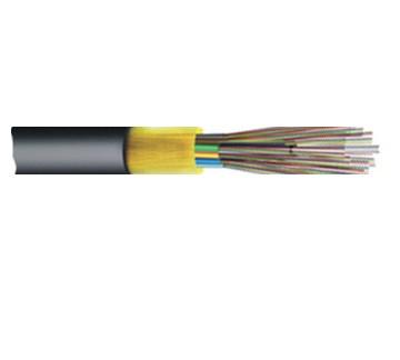 Non-metallic cable GYFTY