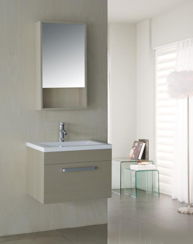 MDF Bathroom Vanity Bathroom Wash Basin