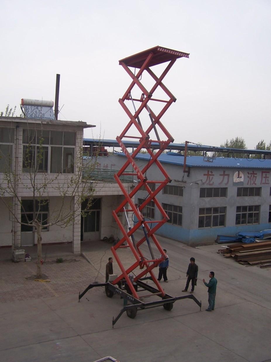 Hydraulic Scissor Lift Design Project Hydraulic Scissor Lift