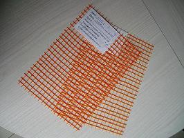 Fibreglass alkalie-resistance mesh