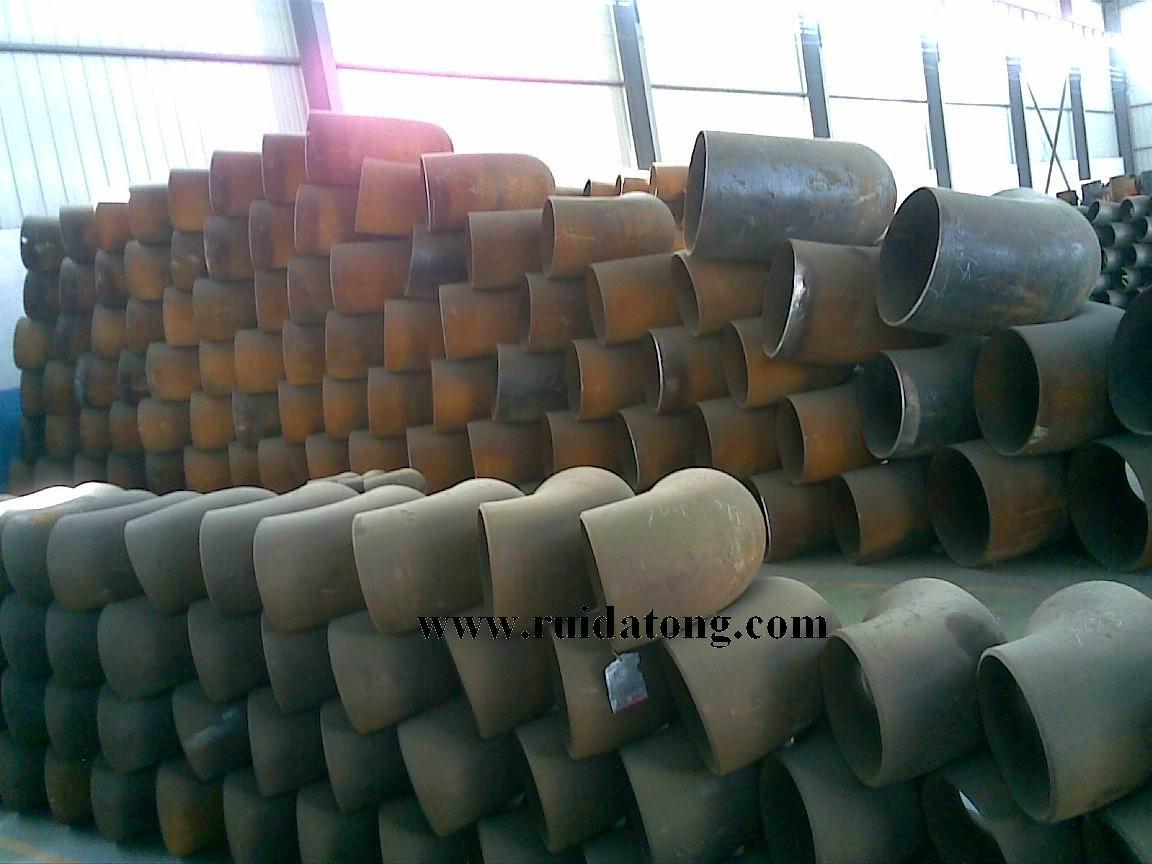 Carbon Steel &Alloy Steel Butt Welding Pipe Fittings
