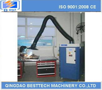 China high quality Mobile dust collector for welding smoke