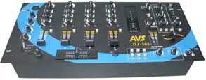 DJ mixer (DJ-380)