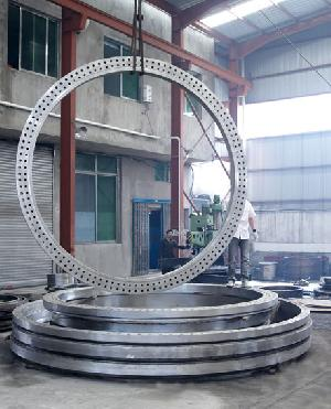 Carbon Steel Jis Flange Material Ss400, Sf440, A105, St37.2,