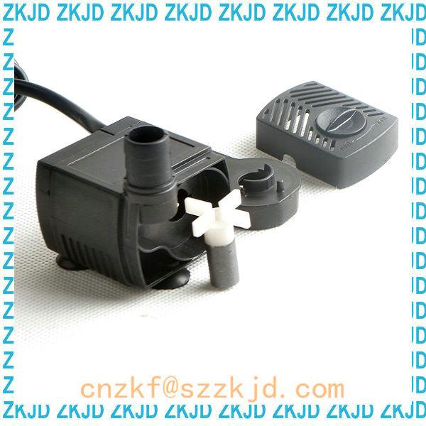 Zp-m200 12v mini solar water fountain submersible electric a