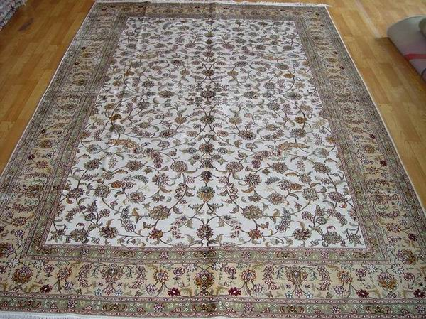 Woven Silk Carpet Rug Silk Carpet