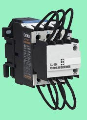 LC1-DK change-over capacitor contactor