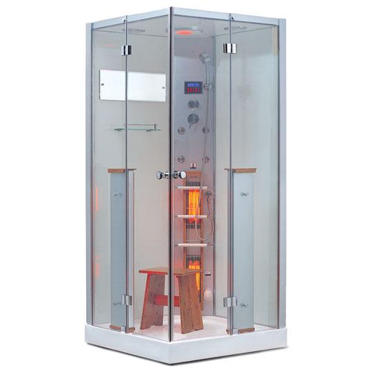K061 Infrared Steam Cabin