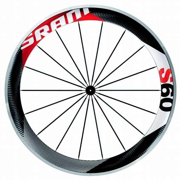 SRAM S60 / S80 Wheelset
