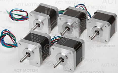 For 3D Printers Reprap Nema17 Stepper Motor 17HS4417