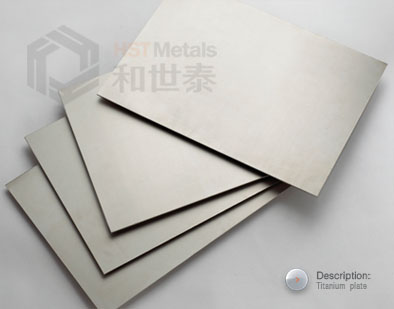 Titanium Exchanger Sheet