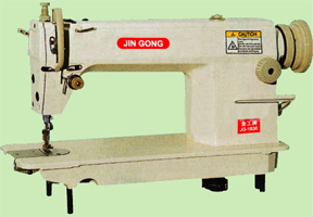 single needle pin-tuck machine