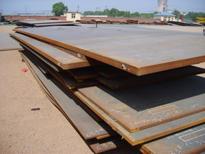Pipe Line Steel Plates