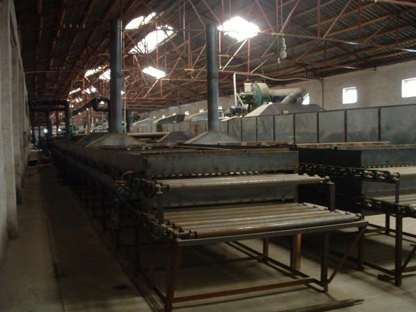 mineral fiber ceiling board production line