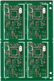 Double side OSP board