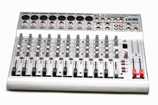 Pro Audio/Pro Mixer MX-12