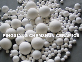 Binert ceramic balls