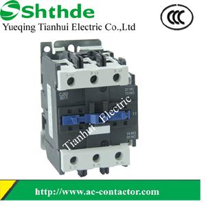 CJX2-D AC Contactor 9A/12A/18A/25A/32A/40A/50A/65A/80A/95A