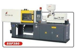 SSF380 plastic injection molding machine