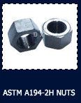 hex nut,hex bolt,A193 B7 thread rod,DIN ANSI:nuts and bolts