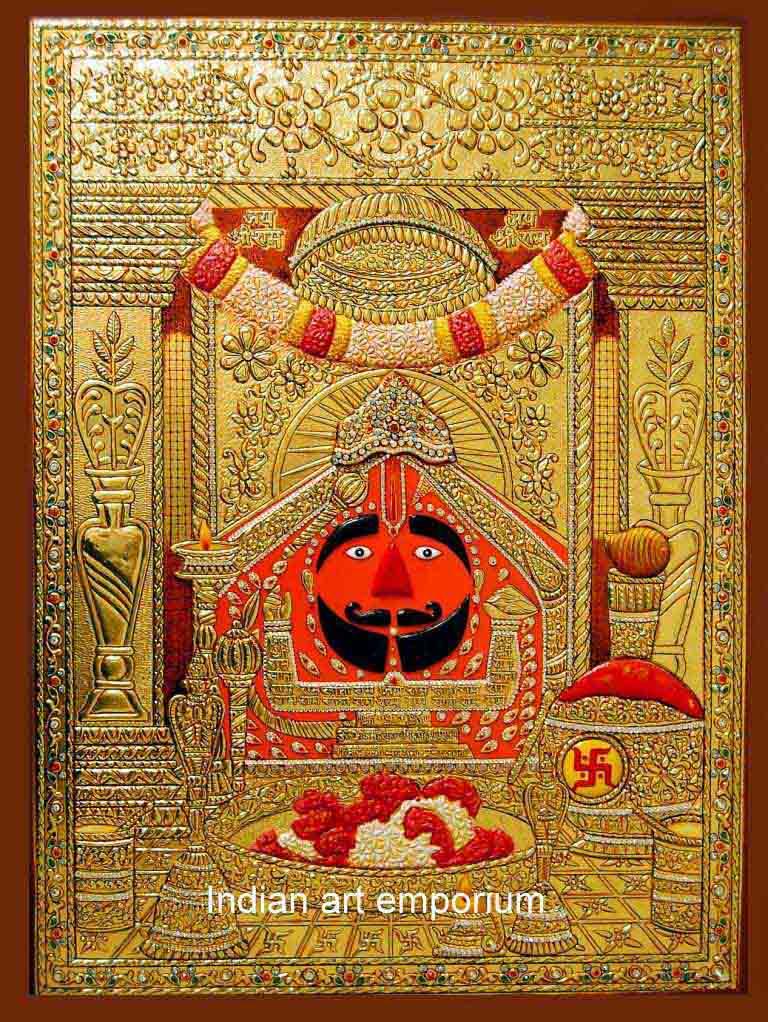 Salasar Balaji Salasar Balaji Paintings