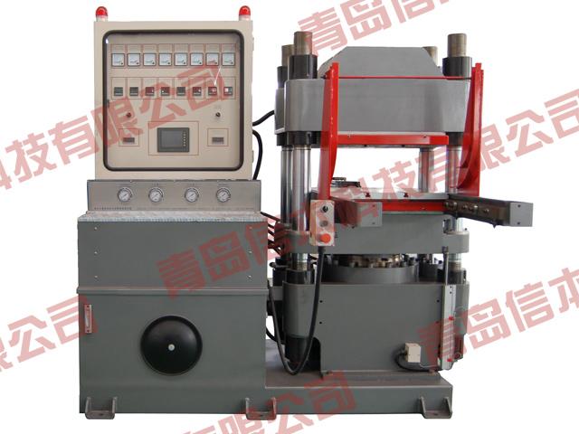 Automatic Plate vulcanizer