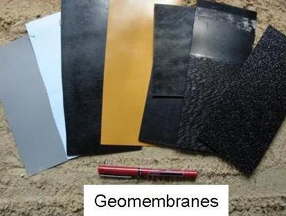 Geomembranes