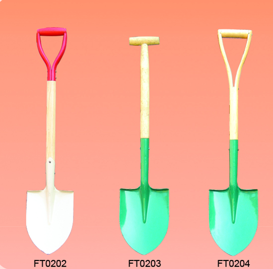 Shovel with Handle (S512Y)