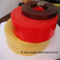 Polyurethane squeegee for packing,ceramic,textile industrial